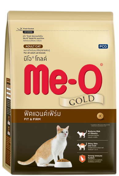 THỨC ĂN ME-O GOLD FIT & FIRM
