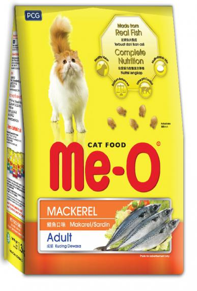 ME-O Cat Mackerel Flavor