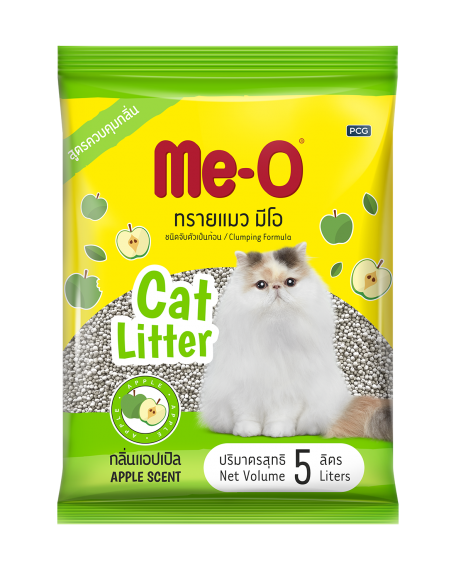 ME-O Cat Litter Apple Scent