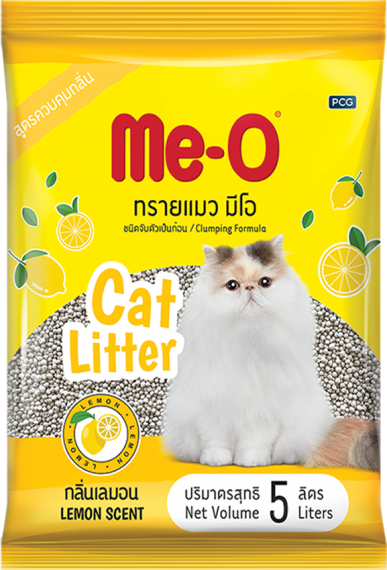 ME-O Cat Litter Lemon Scent