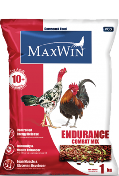 Maxwin Gamecock Feed Endurance Combat Mix