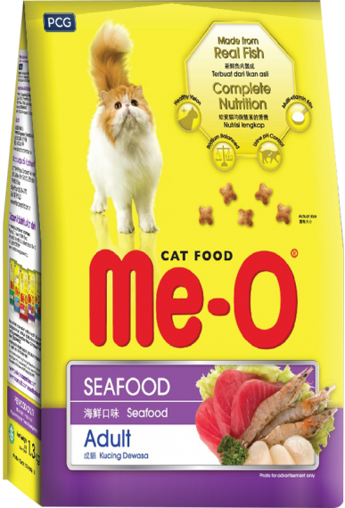 ME-O Cat Seafood